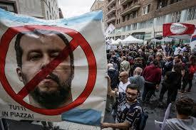adunanza sediziosa contro Salvini: ecco le motivazioni